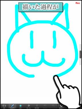 お絵描き動画メーカー for iPad